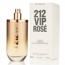Parfum tester Carolina Herrera 212 Vip Rose 80ml Apa de Parfum