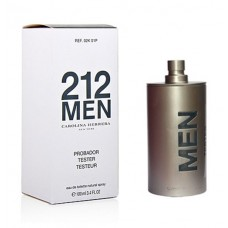 Parfum tester Carolina Herrera 212 Men 100ml