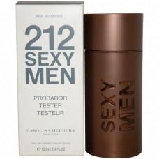Parfum tester Carolina Herrera 212 Sexy Men 100ml