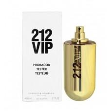 Parfum tester Carolina Herrera 212 Vip 80ml Apa de Parfum