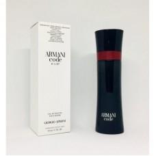 Parfum Tester de barbati Giorgio Armani Code A-List 100 ml Apa de Parfum