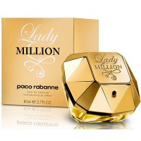 Parfum dama Paco Rabbane Lady Million 80ml Apa de Parfum
