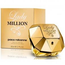 Parfum dama Paco Rabbane Lady Million 80ml Apa de Parfum