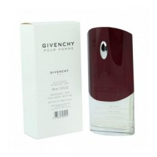 Parfum tester Givenchy pour Homme 100ml